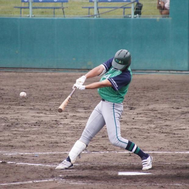 .【秋季リーグ戦】本日は2021年度京滋大学野球連盟秋季リーグ戦最終節を予定しています。リーグ優勝を目指して一戦必勝で戦っていきます。応援のほど宜しくお願いします#岡部将汰(3年・明豊高校)