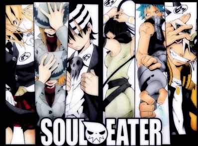 Soul Eater - Personagens principais 3