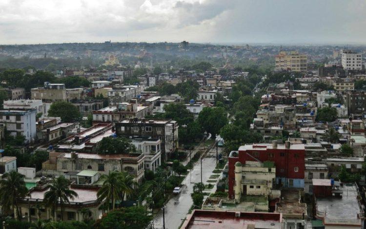 El Vedado Havanan Kuba