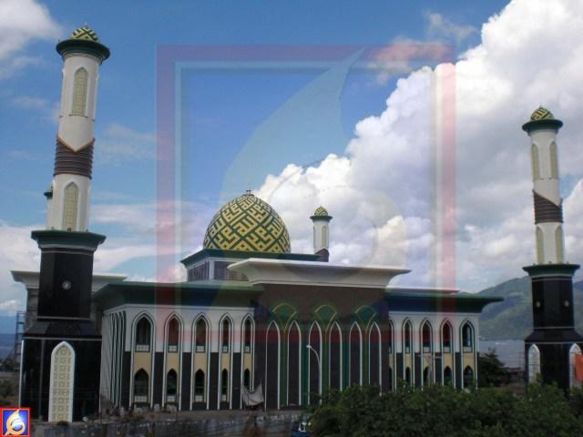 Masjid Raya Al- Munawwaroh - Ternate