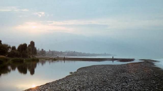 Устье реки Псоу