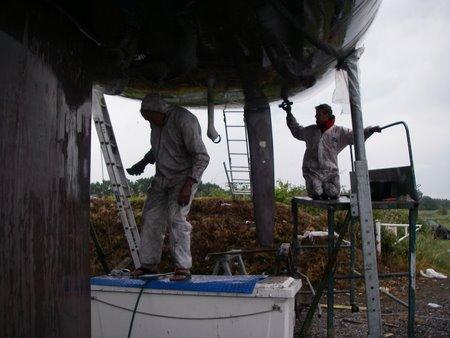 "tzw. ""wet sanding"" dna jachtu"