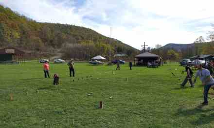 Cameron County Kubb Doubles Tournament 2017 Recap