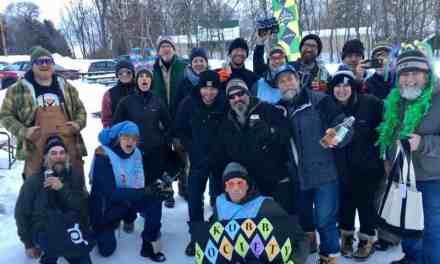 Kubb Society Vinterfest Kubb Scramble 2020 Recap