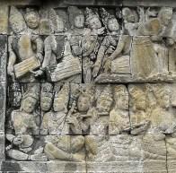 Musician_Borobudur