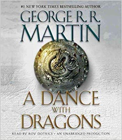 [ A Dance with Dragons Part 1 and 2 By Martin, George R R ( Author ) Compact Disc 2011 ] Martin, George R. R.