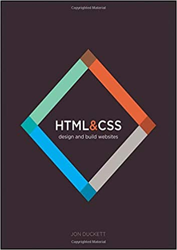 HTML and CSS Design and Build Websites Duckett, Jon 8601200464207