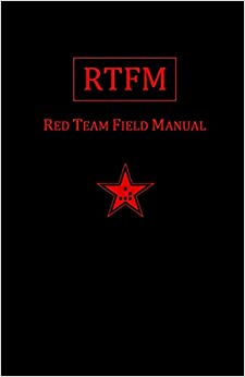 Rtfm Red Team Field Manual 8601416637778 Computer Science  @