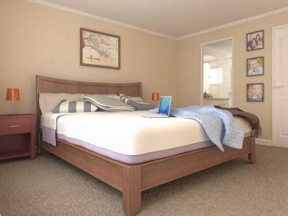 Vista de dormitorio