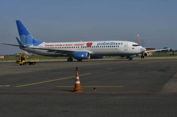 Авиакомпания «Победа» возобновила полеты в Краснодар