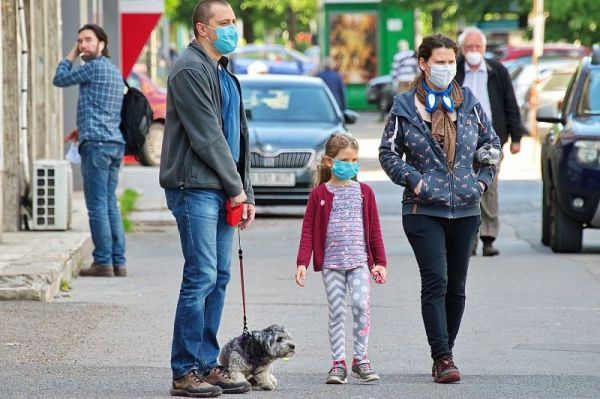 Дети с коронавирусом остаются заразными несколько недель