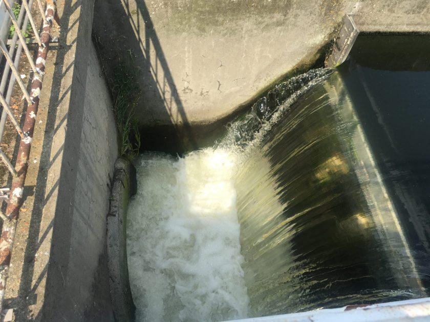 下水処理場