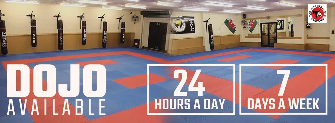 24 Hours 7 Days Dojo Swansea Kubotan Karate Kai-0124 Hours 7 Days Dojo Swansea Kubotan Karate Kai-01