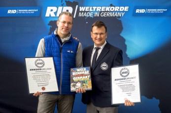 RID-rekord-meiste-Auftritte-1-Jahr