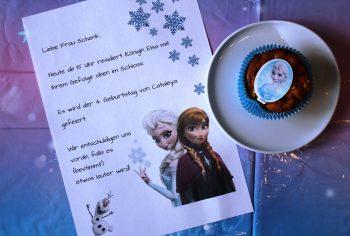 Cataleya Frozen Geburtstag
