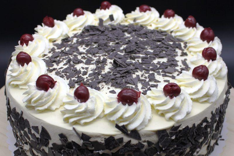 Schwarzwälder Kirschtorte, Schwarzwälder Rezept, Torte Schwarzwälder Art, Kuchen, Geburtstagstorte, Schwarzwälder Kirschtorte einfach, Schwarzwälder Kirschtorte Rezept