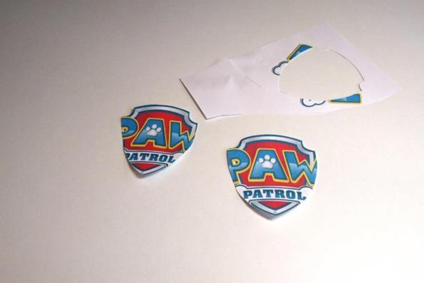 Paw Patrol Kuchen - Motivtorte Tutorial - Das Logo - Kuchen, Kind ...