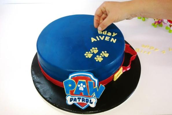 Paw Patrol Kuchen Motivtorte Tutorial Die Torte Kuchen Kind