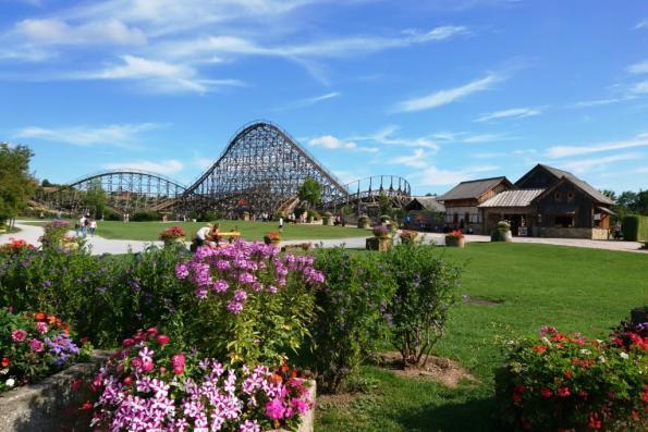 Tripsdrill, Erlebnispark Tripsdrill, Wildparadies, Tripsdrill Park