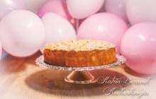 Kuchenkönigin Buttermilch Mohn Mandel Kuchen Rezept Blechkuchen Schneller Kuchen Backen ohne Butter