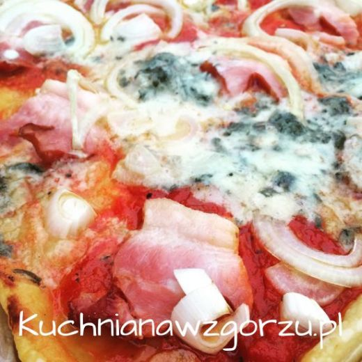 jak szybko zrobić pizzę ?
