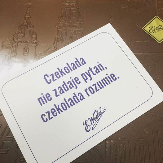 wedel czekolada mleczna