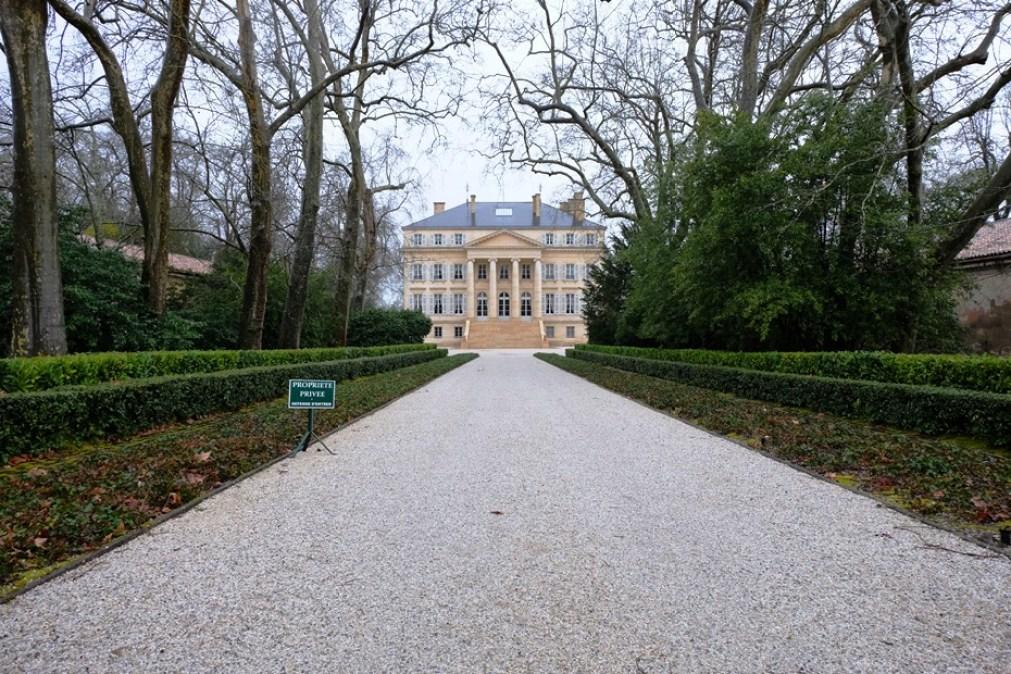 chateau margaux - bordeaux - medoc - grand cru - wine - kucuk martha 4