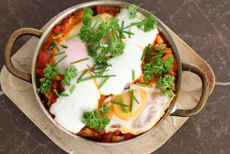 suadiye - beyaz fırın - küçük martha - mekan önerileri - kahvaltı - brunch- şakşukalı yumurta