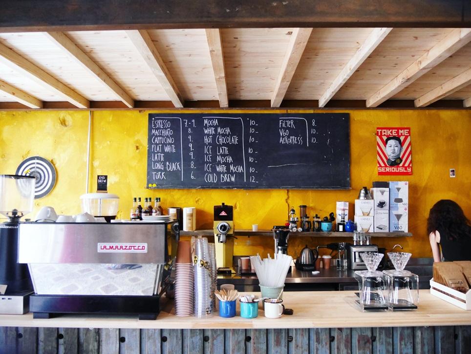 Bozcaada-Küçük Martha-Coffe Shelter