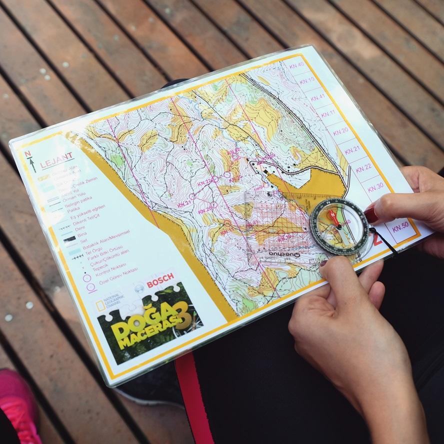 Küçük Martha - Belgrad - Forestanbul - Bosch - National Geographic - Çevre Haftası 3