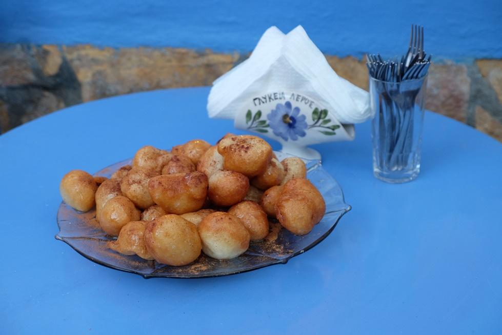 Küçük Martha - Gastronomi Rotası - Leros - lokma