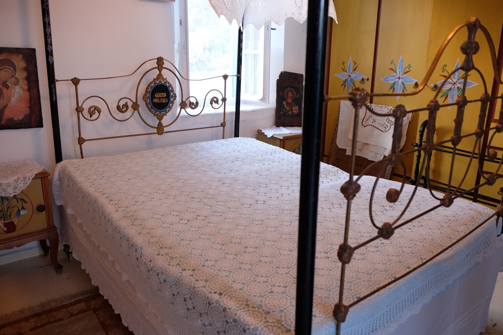 Küçük Martha - Gastronomi Rotası - Leros - traditional house 2
