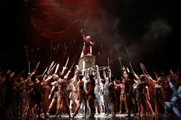 Балет Спартак 2017 в Театре оперы и балета, Новосибирск ...