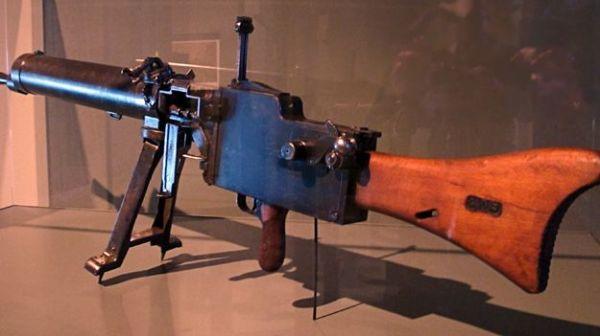 Выставка Сталь и кровь. Оружие Первой мировой войны 2014 в ...