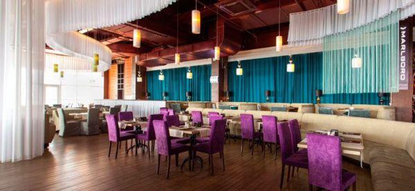 Ресторан-бар Oblaka в Красноярске - описание бара, фото ...