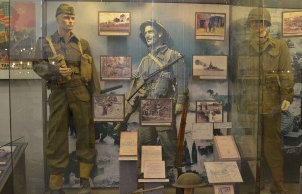 Музей истории правоохранительных органов и вооружённых сил ...