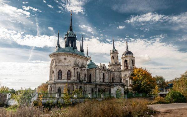 Усадьба Быково в Московской области