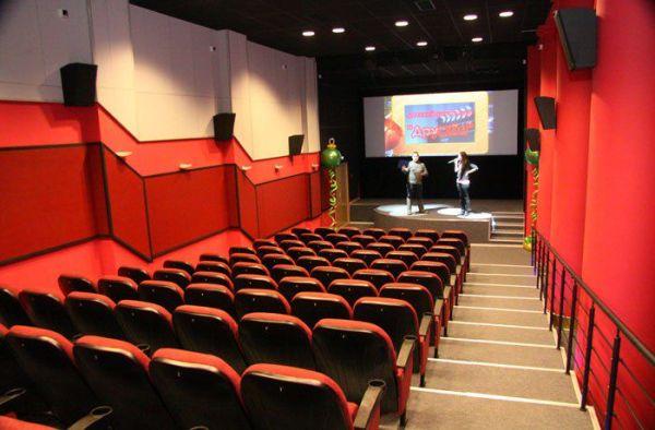 Кинотеатр «Дружба» в Санкт-Петербурге