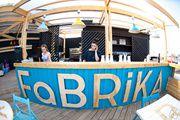 Fabrika loft & sky restaurant  [ работает только весной / летом ]
