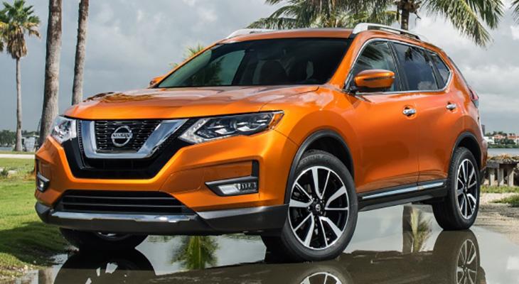 Nissan X-Trail Facelift Berikan Fitur-fitur Baru