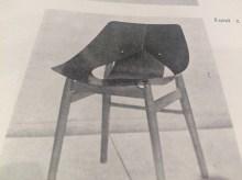 Krzesło lata 50/60
