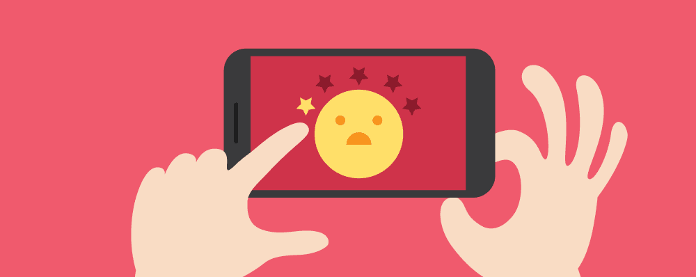Four Knee Jerk Responses to Avoid When you Get a Negative or Malicious Online Review