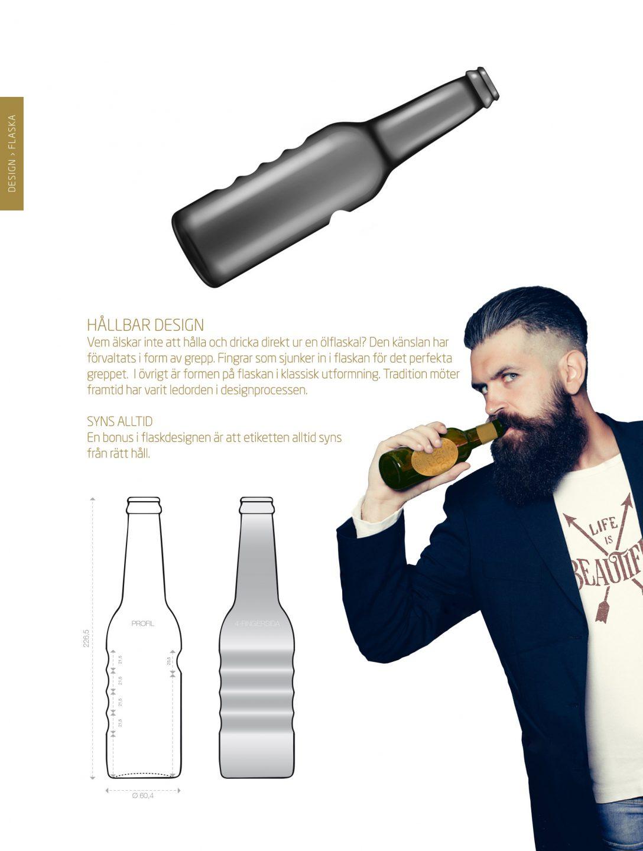 Bryggmästarens › flaskdesign