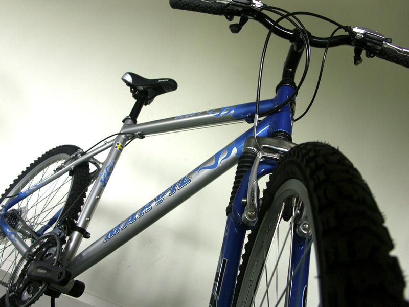 Produktdesign Marvil™ Bicycles