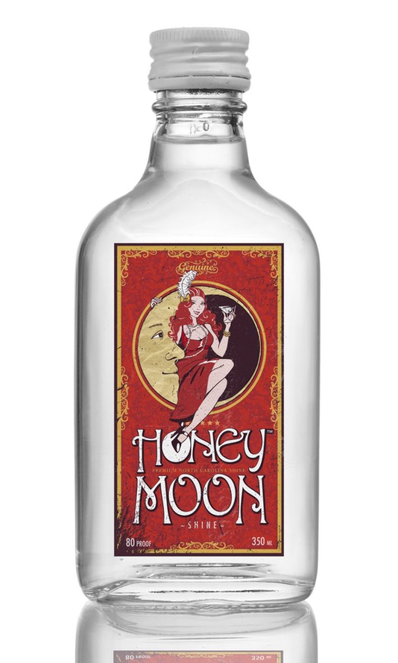 dryckesdesign Honey Moon Shine
