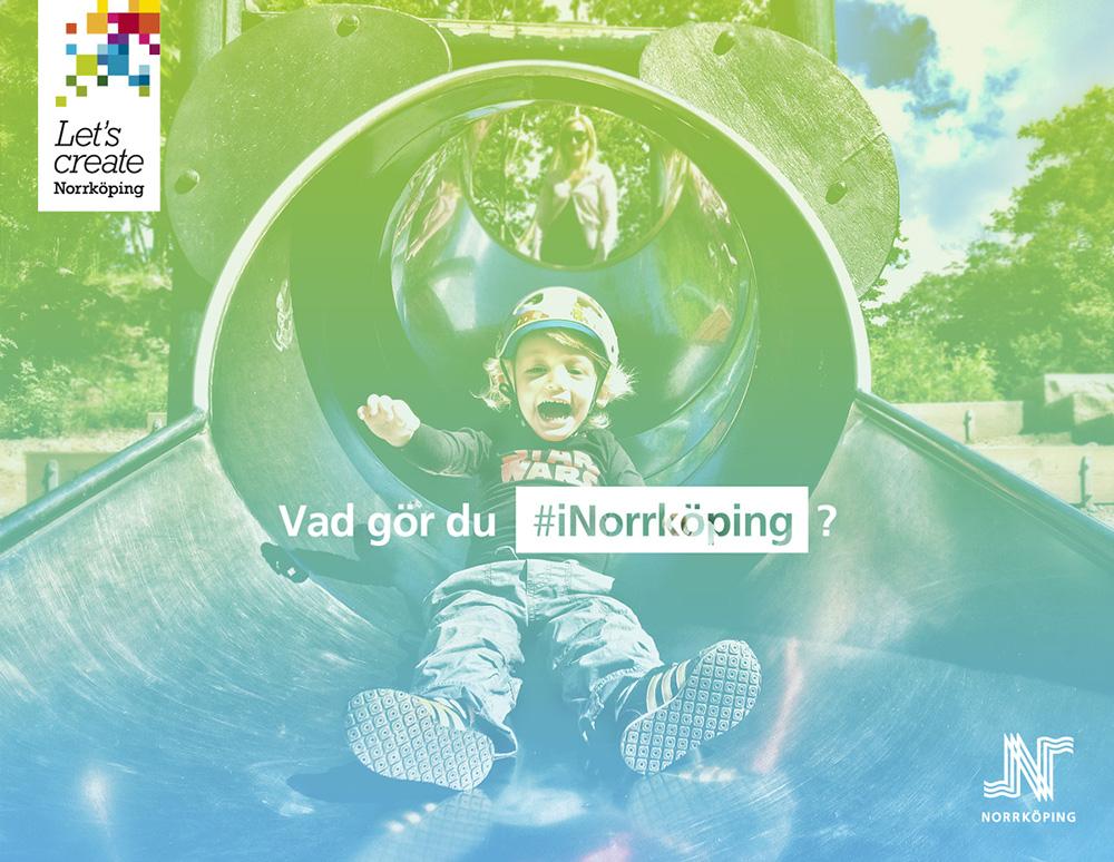 #iNorrköping kampanj