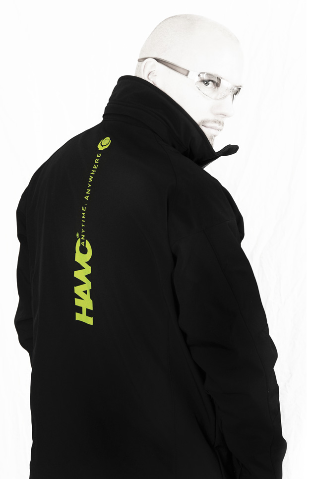 profilkläder HAWC