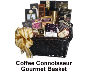 Coffee Connoisseur Gourmet Gift Basket Sweepstakes