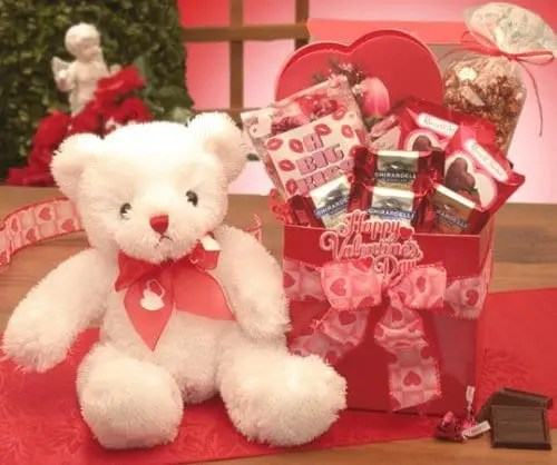 Hershey's Big Kiss for You Valentines Day Gift Basket Sweepstakes