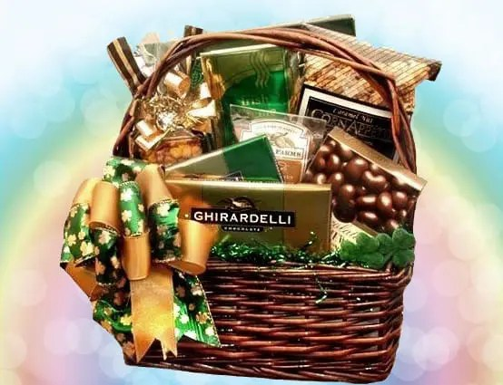 Ghirardelli Irish Wish St. Patrick's Day Gift Basket Sweepstakes